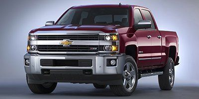 Pre-Owned 2017 Chevrolet Silverado 3500HD High Country 4WD Crew Cab Pickup