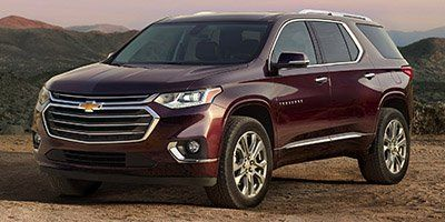 2020 Chevrolet Traverse LT True North