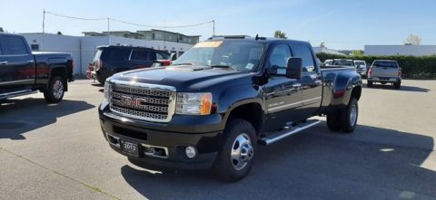 Pre-Owned 2013 GMC Sierra 3500HD Denali 4WD Crew Cab Pickup