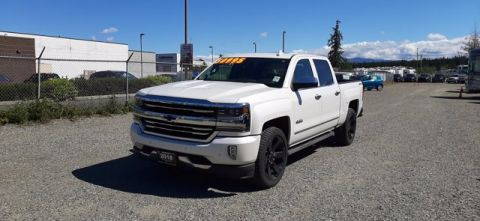 2018 Chevrolet Silverado Crew 1500 High Country 4WD 3LZ