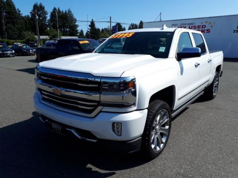 2017 Chevrolet Silverado 1500 High Country