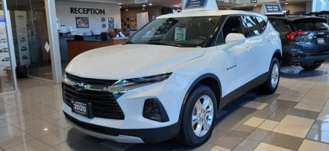 2020 Chevrolet Blazer 3.6L Cloth AWD