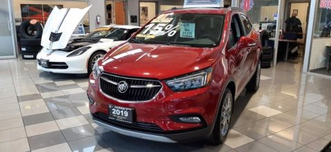 New 2019 Buick Encore Sport Touring AWD All Wheel Drive Wagon 4 Door
