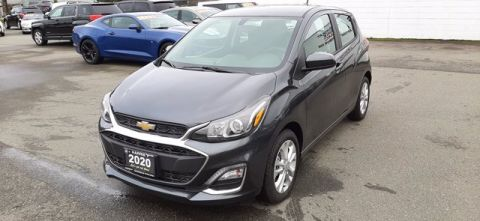 2020 Chevrolet Spark 1LT 5-DOOR CVT